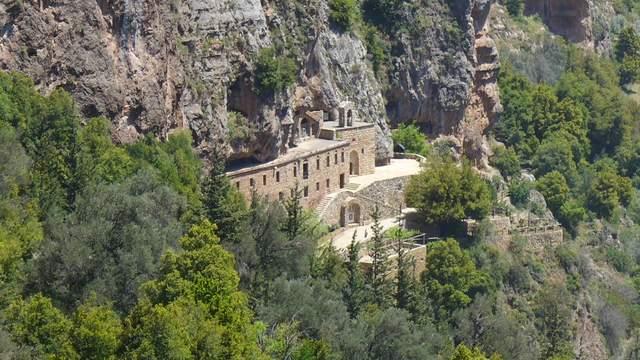 Thru-hiking the Lebanon Mountain Trail